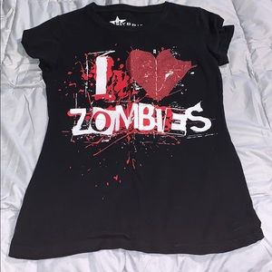 💙.       I ❤️ zombies